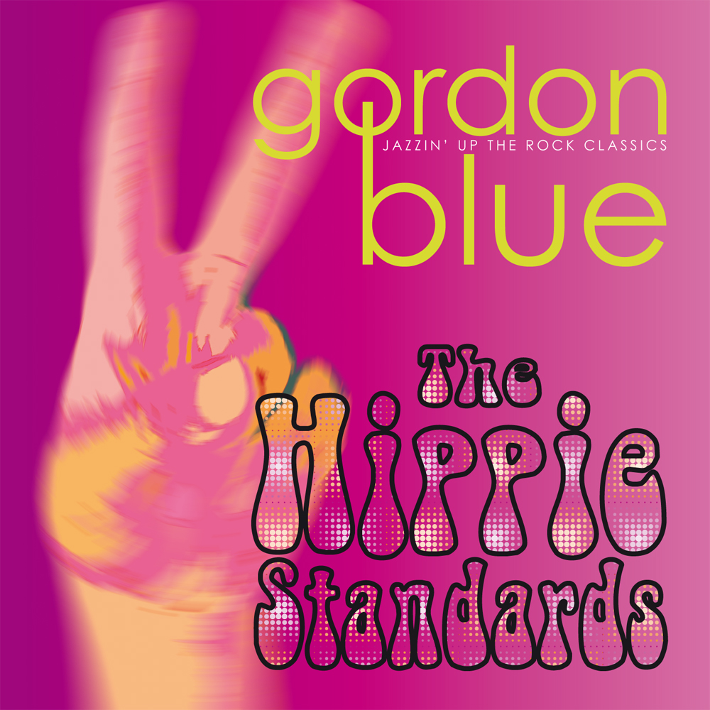 Gordon Blue CD-Cover
